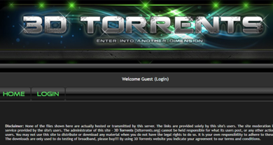 3Dtorrents - 3dtorrents.org