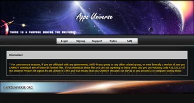AppzUniverse - appzuniverse.org