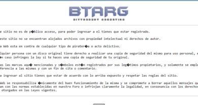BTARG - btarg.com.ar