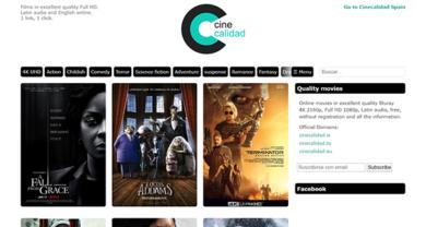 Cine Calidad - cinecalidad.to