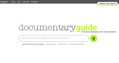 DocumentaryGuide - documentaryguide.com