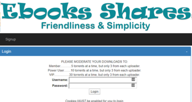 eBook Shares - ebooks-shares.orgaccount-login.php?returnto=%2F