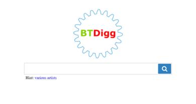 BTDigg - btdig.com