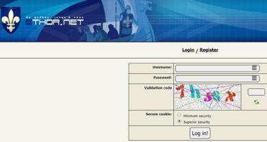 Ethor.net - ethor.netlogin3.php?returnto=%2F