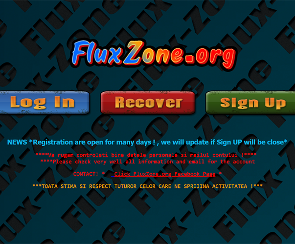 FluxZone - http://fluxzone.org