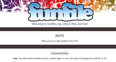 FunFile - funfile.orglogin.php?returnto=%2F