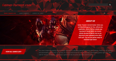 Gamer-Torrent - gamer-torrent.com