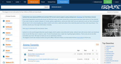isoHunt - isohunts.to