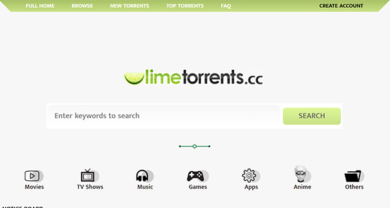 Limetorrents.cc - limetorrents.info