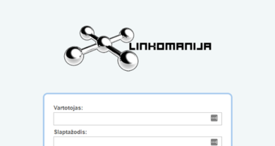 Linkomanija - linkomanija.netlogin.php