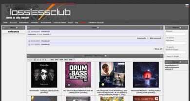 LosslessClub - losslessclub.com