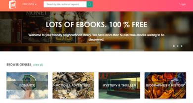 ManyBooks - manybooks.net