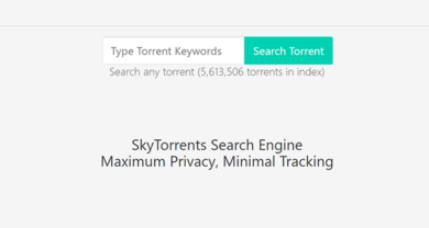 Sky Torrents - skytorrents.to