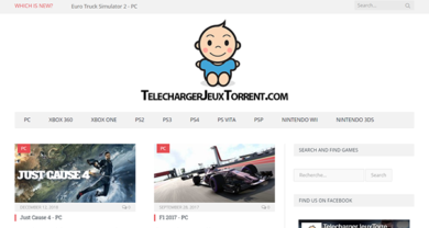 Jeux Torrent - telechargerjeuxtorrent.com