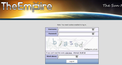 TheEmpire - theempire.clicklogin.php