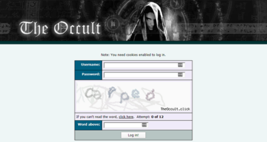 TheOccult - theoccult.clicklogin.php