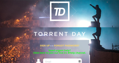 TorrentDay - torrentday.comlogin.php
