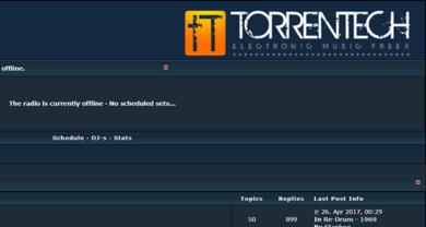 Torrentech - torrentech.org