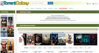 Torrent Galaxy - torrentgalaxy.orgtorrents.php