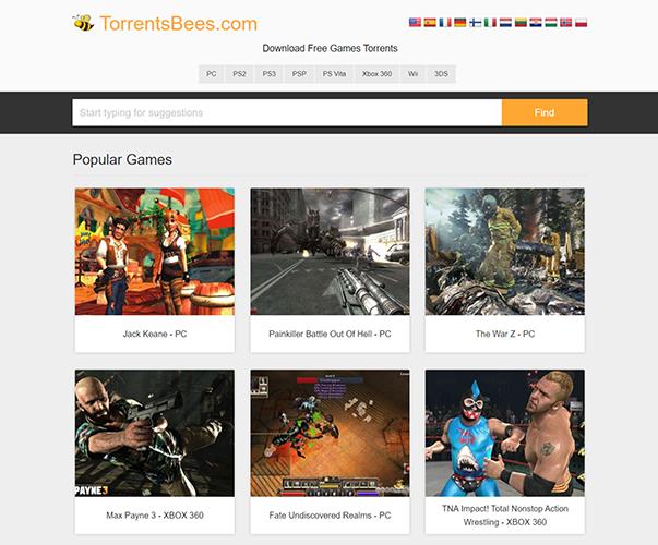 TorrentBees - https://www.torrentsbees.com