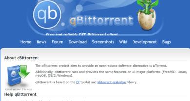 qBittorrent - qbittorrent.org