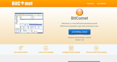 BitComet - bitcomet.comen