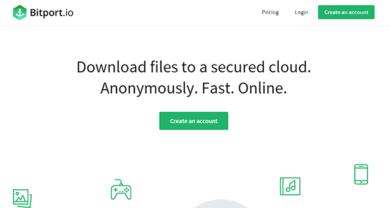 Bitport - bitport.iowelcome