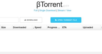 βTorrent - btorrent.xyz