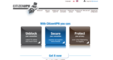 CitizenVPN - citizenvpn.comindex.phpen