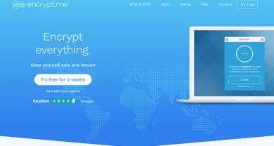 Encrypt.me - encrypt.me