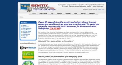 Identity Cloaker - identitycloaker.com