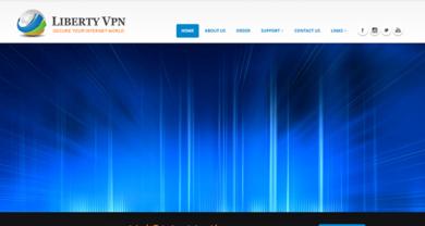 LibertyVPN - libertyvpn.net