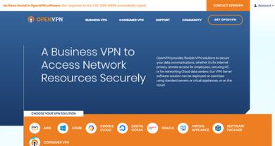 OpenVPN - openvpn.net