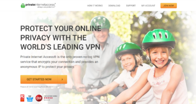 Private Internet Access - privateinternetaccess.com