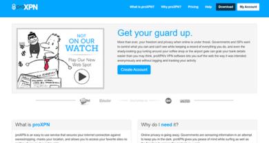 proXPN - secure.proxpn.com