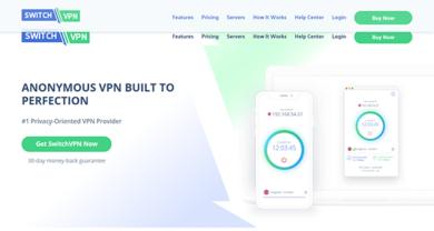 SwitchVPN - switchvpn.net