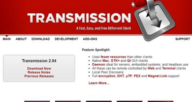 Transmission - transmissionbt.com
