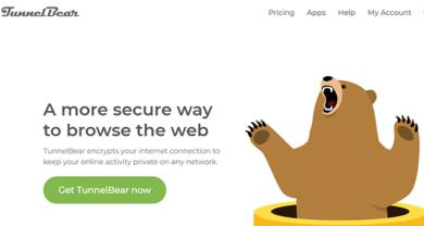 TunnelBear - tunnelbear.com