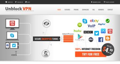 Unblock VPN - unblockvpn.com