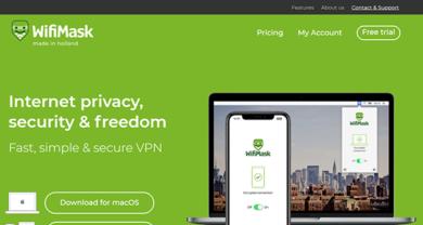 WifiMask - wifimask.com