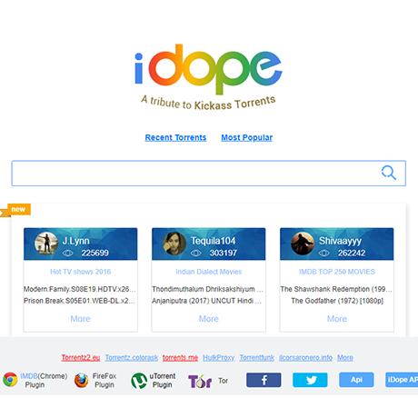 iDope - https://idope.se