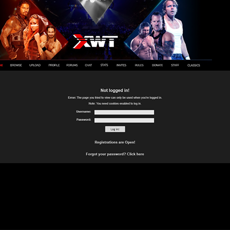 XtremeWrestlingTorrents(XWT)