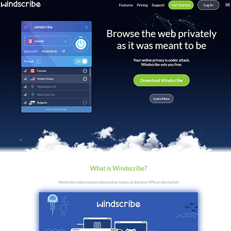 Windscribe - http://torrentsites.me