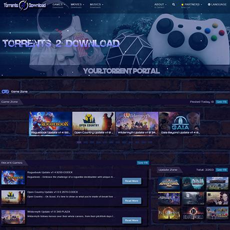 Torrents2Download - https://www.torrents2download.com