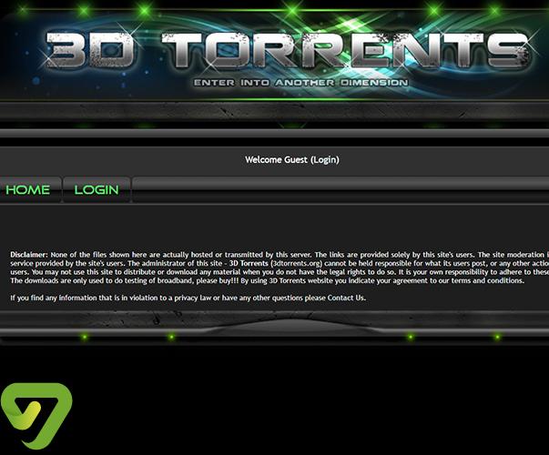 3Dtorrents - 3dtorrents.org