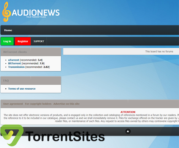 Audionews.org - audionews.org
