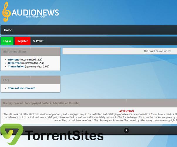 AudioNews - https://audionews.org