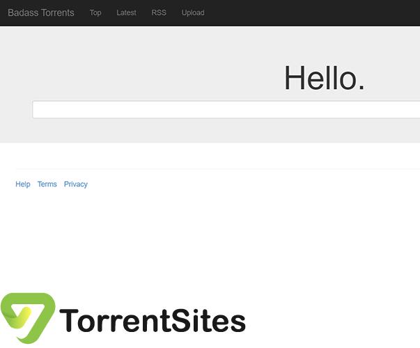 Badass Torrents - badasstorrents.com