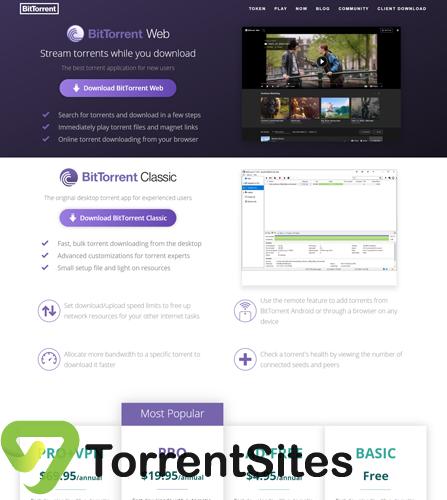 BitTorrent - bittorrent.com