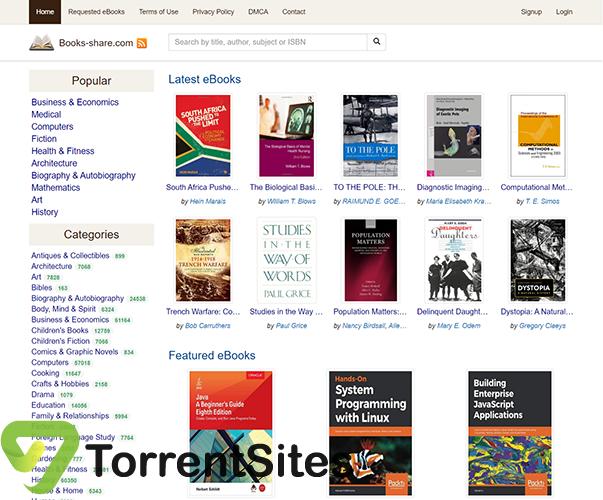 Book-Share - books-share.com